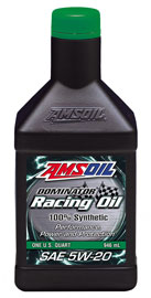 Dominator Synthetic 5W-20 Racing Oil (RD20)